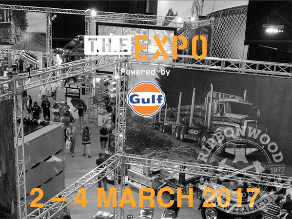 T.H.E EXPO Mystery Creek 2-4 March 2017